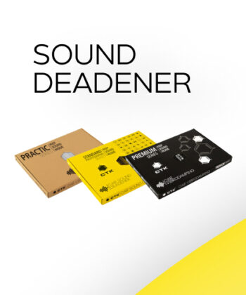 Sound dampening materials category
